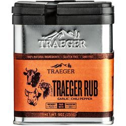 traeger grilling sauces rubs