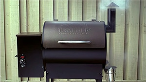 traeger how to grill
