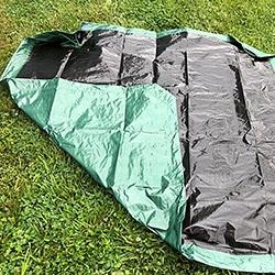 canvas drop cloths tarps coverings straps