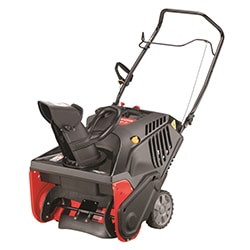 craftsman gas electric snow blower