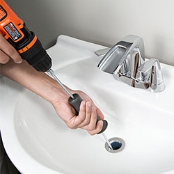 drain plumber snakes openers cleaners