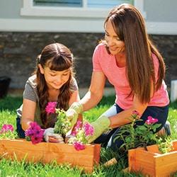 gardening planting outdoor gloves