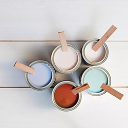 interior paint stain finishes