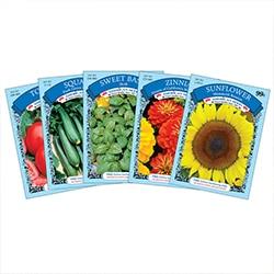 lawn garden seeds bulbs plants