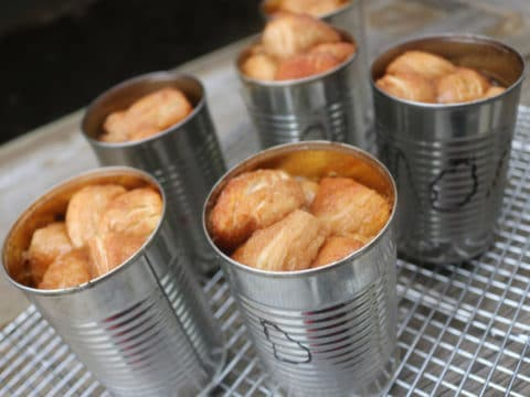 monkey bread cans