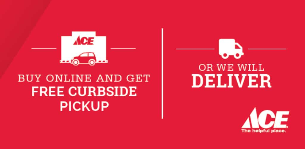 pickup or delivery