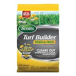 scotts weed feed fertilizer 4 steps preventer