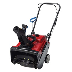 toro gas electric battery snow blower