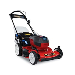 toro push self propelled lawn mower