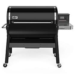 weber wood pellet grills